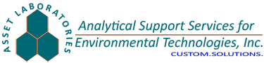 Analytical Support Services for Environmenta Technology Philippines Logo